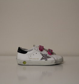 Golden Goose GGDB sneaker old school fuxia snake