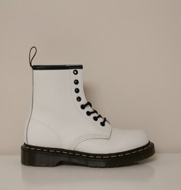 Dr Martens 1460 white smooth