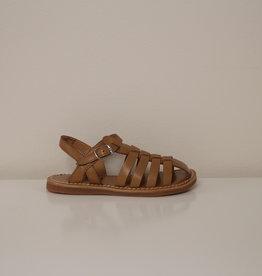 Pom d'api plage stitch papy oxford sandaal