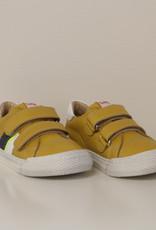 Lunella 20706 gele sneaker velcro