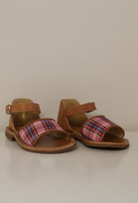 Gallucci T00415AT sandaal naturel multi