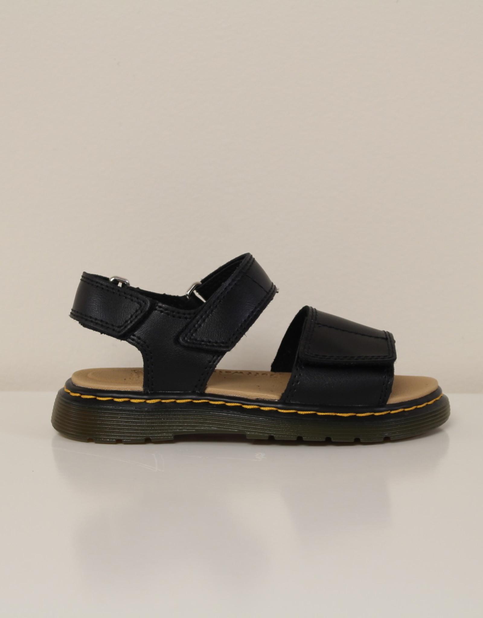 Dr Martens Romi sandaal zwart
