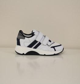 HIP Hip H1205 witte sneaker met velcro