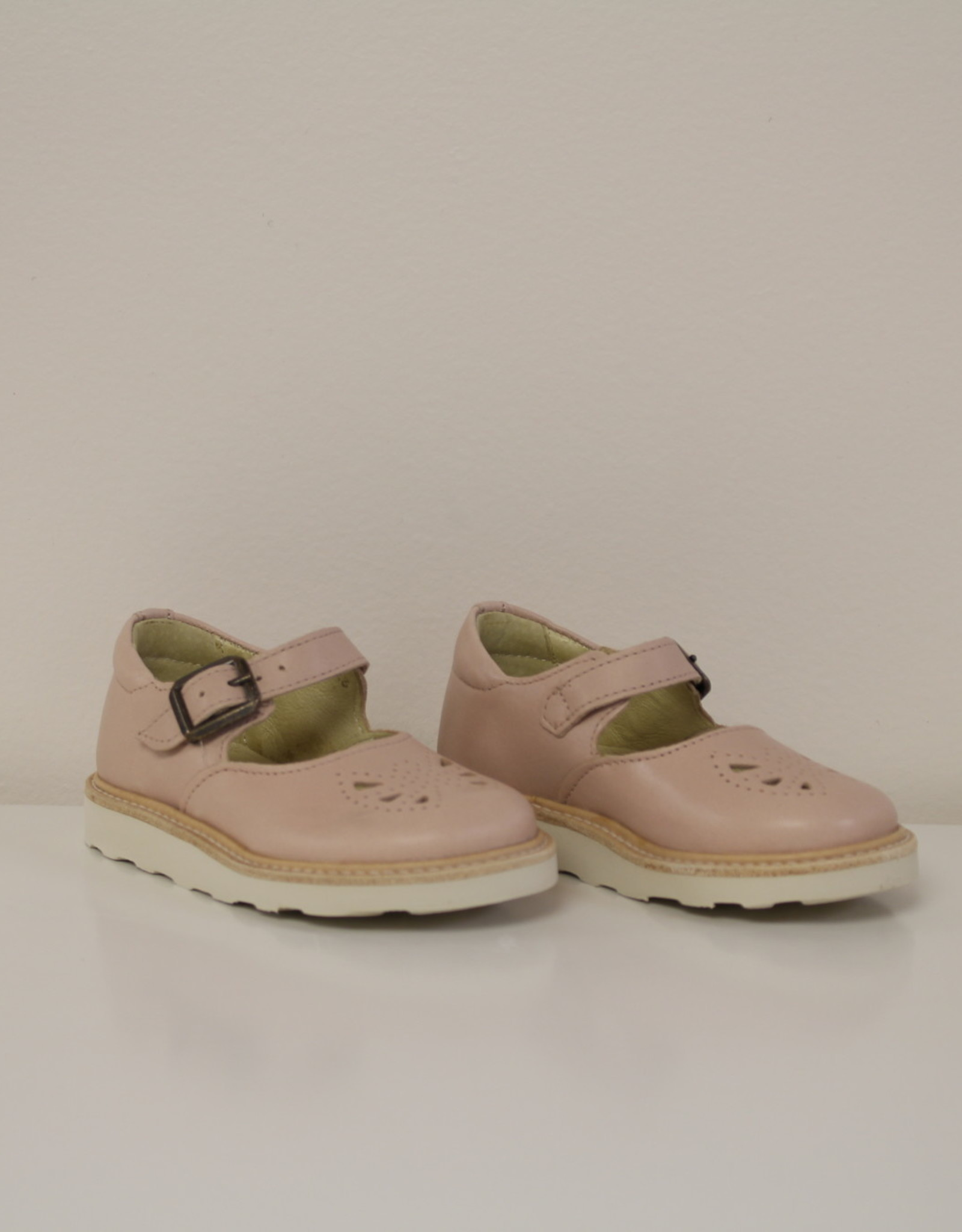 Young Soles Mary Jane shoe eva sole nude pink