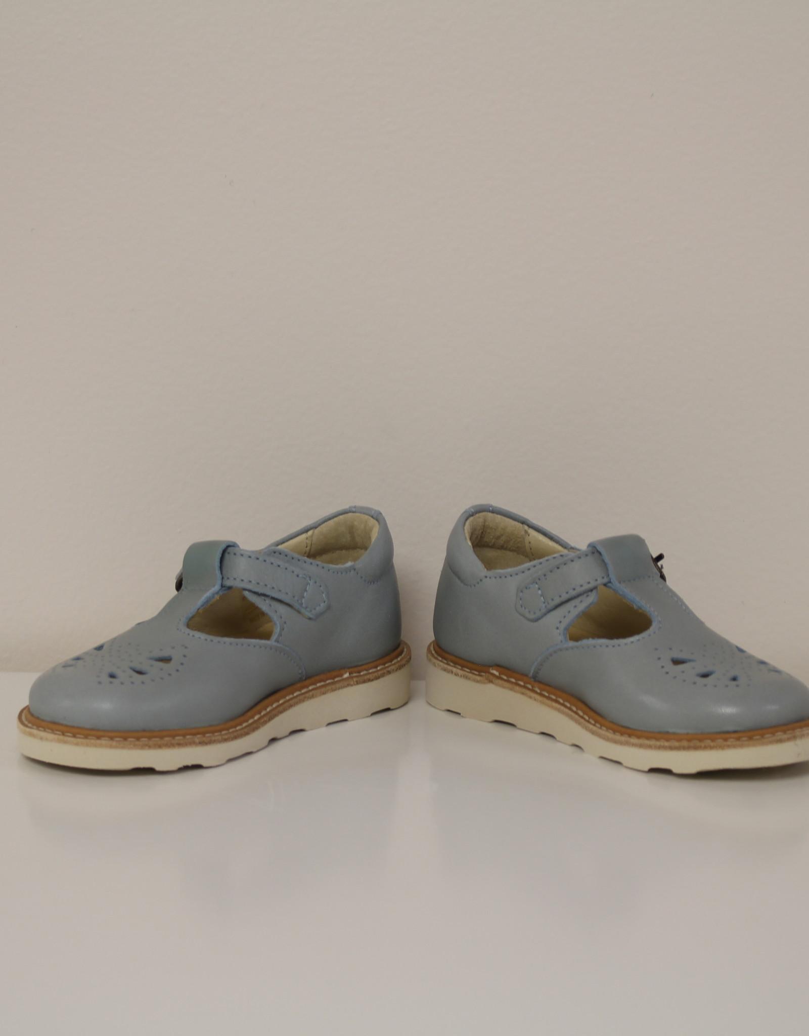 Young Soles t-bar shoe eva sole smokey sage