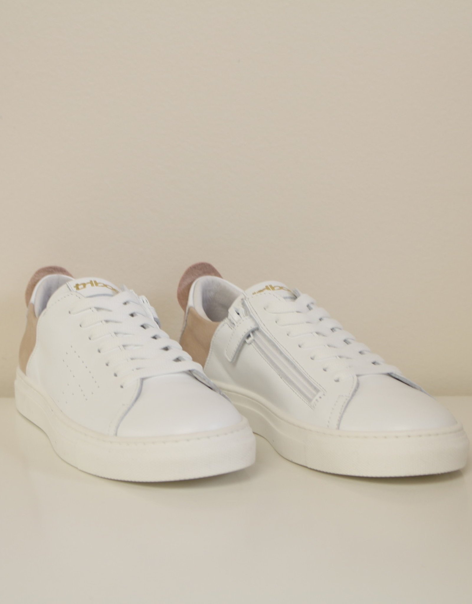 La Triboo 8790 witte sneaker
