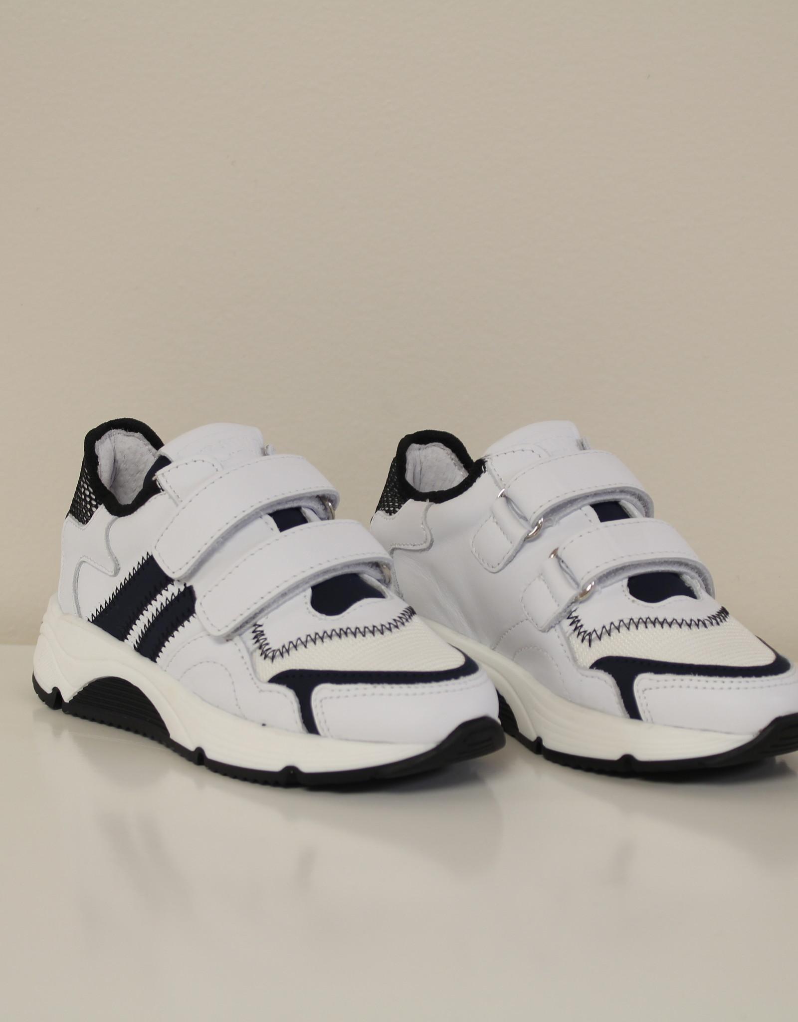HIP H1205 witte sneaker met velcro