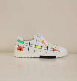 Romagnoli 5592 meerkleurige sneaker
