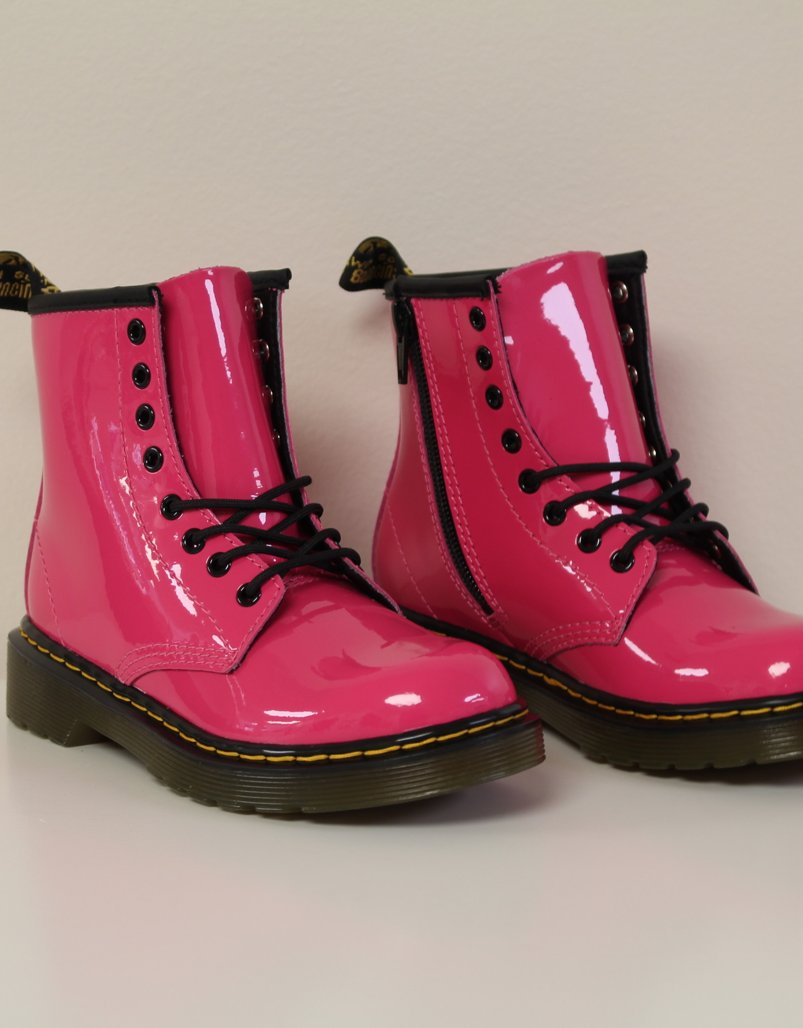 Dr Martens hot pink