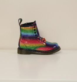 Dr Martens 1460 ombre glitter rainbow