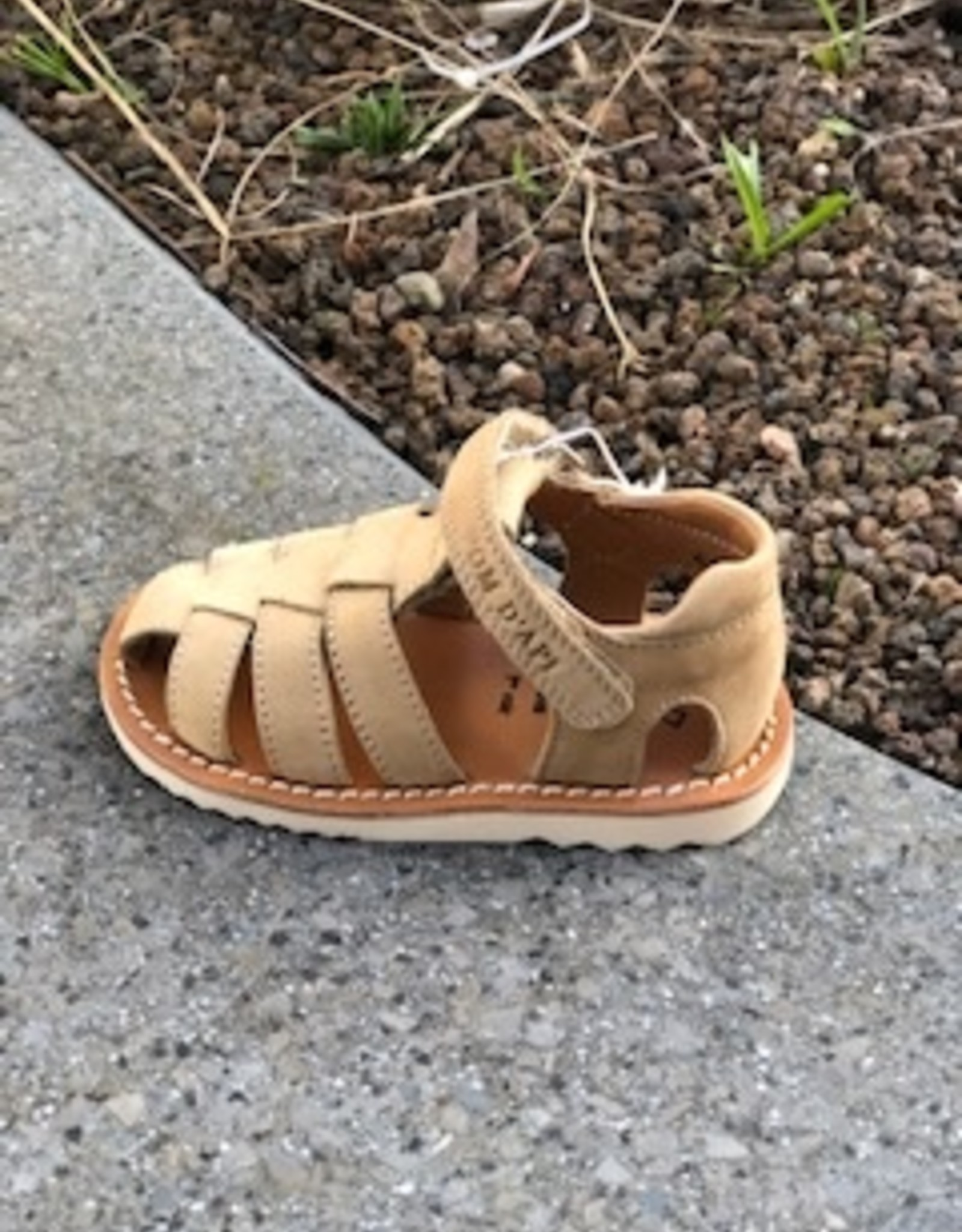 Pom d'Api waff papy sandaal