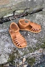 Pom d'Api poppy pitti sandaal