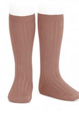 Condor 2016/2 wide rib knee-high socks
