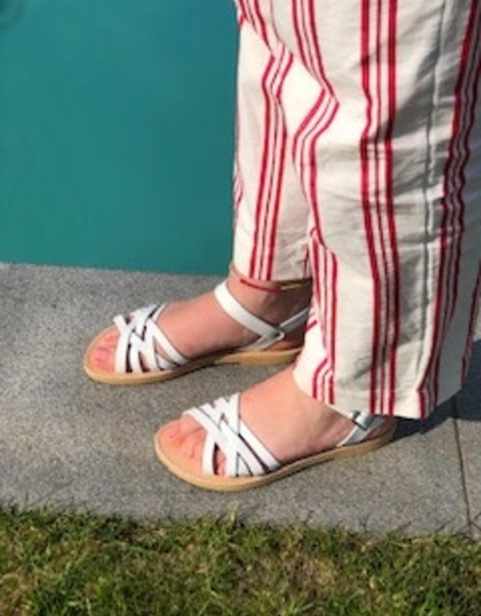 Theluto CHLOE sandaal wit