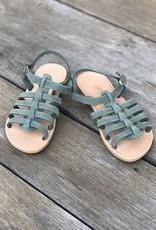 Theluto DIEGO sandaal khaki nubuck