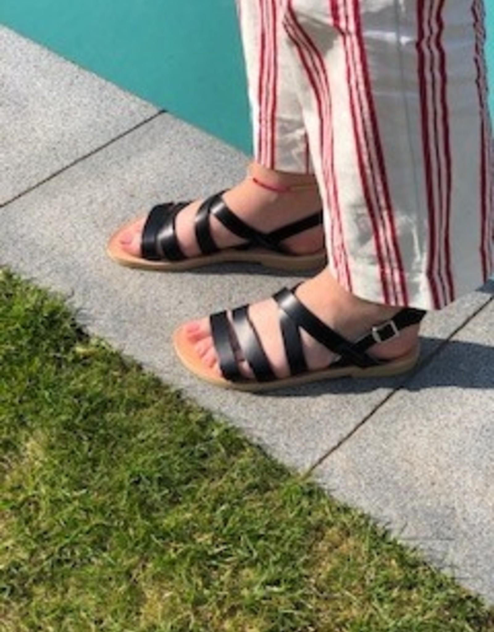 Theluto JACKIE sandaal zwart
