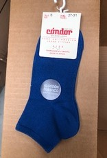 Condor Elastic cotton ankle socks