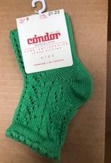 Condor Perle openwork short socks 2520/4