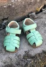 Falcotto Alby verde pastello sandaal
