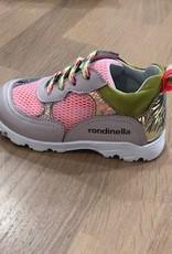 Rondinella 4579E sneaker roze/taupe
