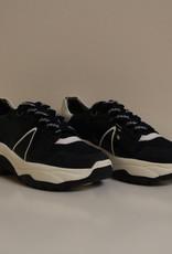 La Triboo 8806 sneaker donkerblauw