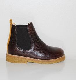 Angulus 6116-201 chelsea boot dark brown