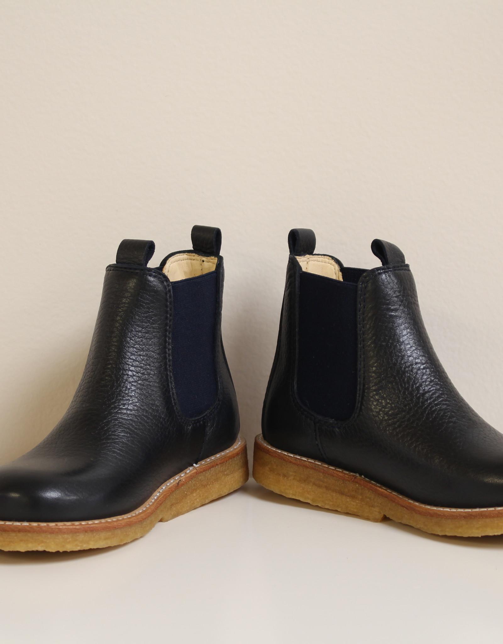 Angulus chelsea boot navy