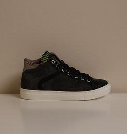 Jarrett J1SN0210 sneaker grijs zwart
