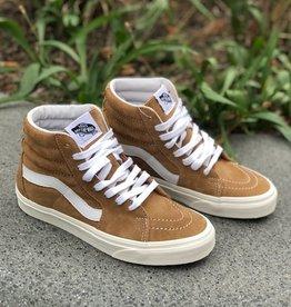 Vans UA SK8-HI hoge sneaker bruin/beige