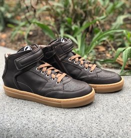 Momino 3730 hoge sneaker bruin