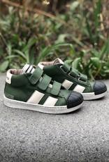 Momino 3136 hoge sneaker velcro