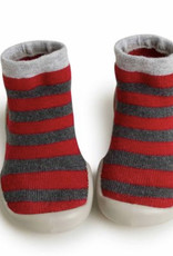Collegien 554C chaussons safety stripes