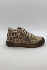Falcotto snopes velour glitter/ leopard