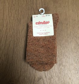 Condor 1357/4 cotton-wool vigore short socks