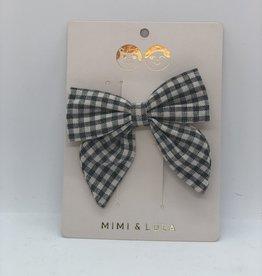 Mimi & Lula pepper printed bow