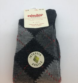 Condor 1999/2 argyle knee-high socks