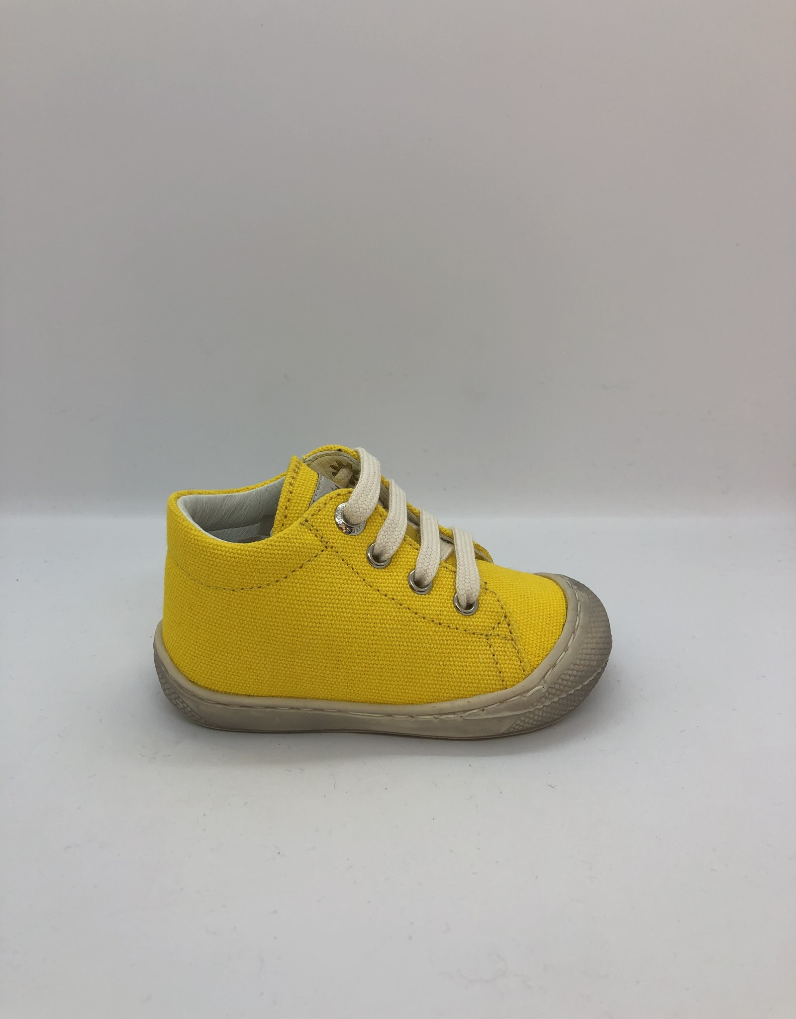 Naturino cocoon canvas yellow