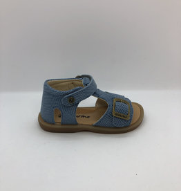 Naturino quarzo lizard celeste sandaal