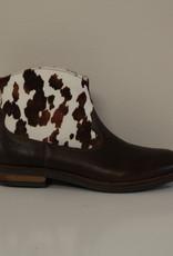 Pom d'Api billy boots velour enkellaarsje