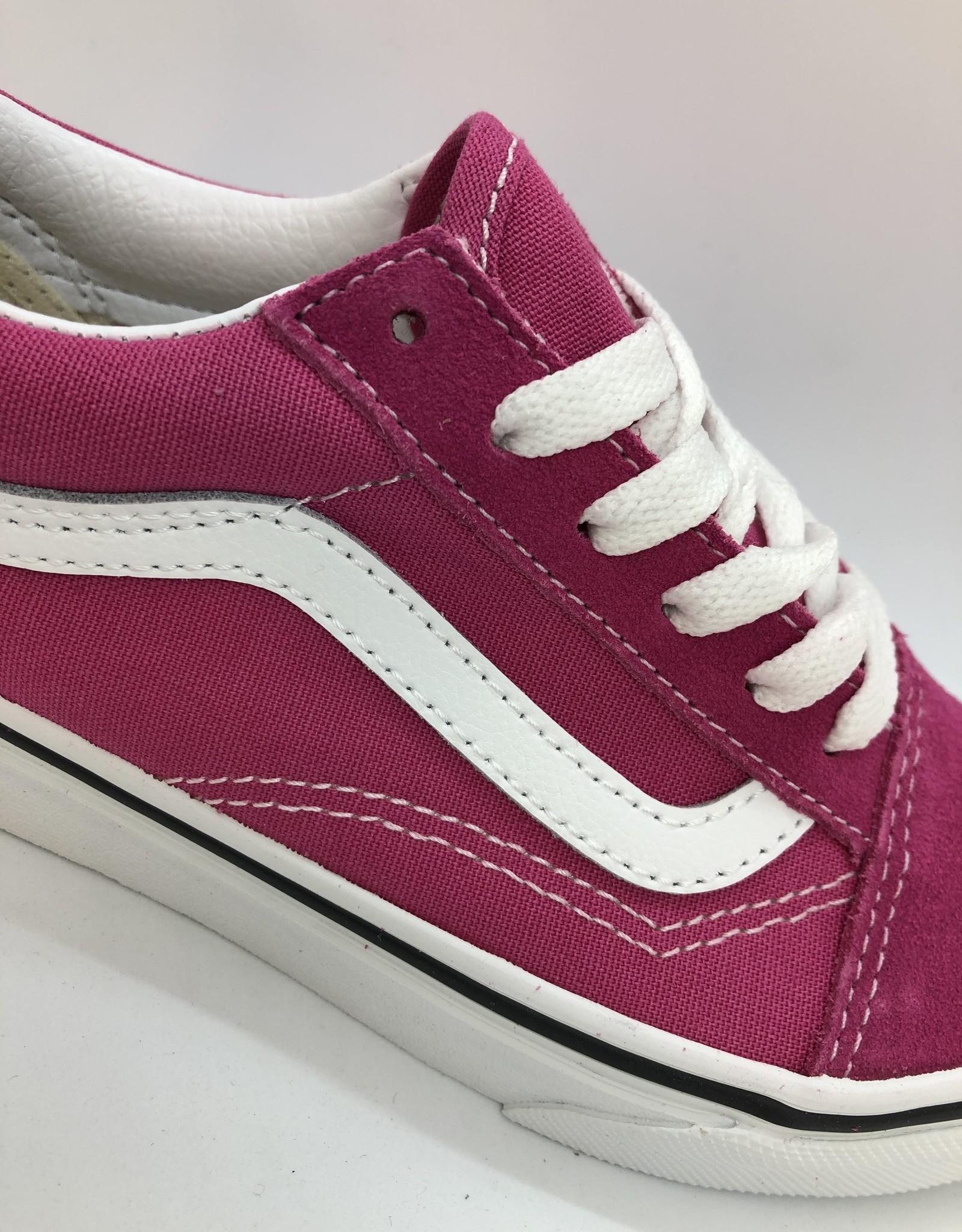 Vans JN old skool fuchsia purple