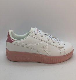 Diadora game step ps white/pink peachskin