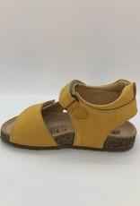 Ocra 603 sandaal oker velcro