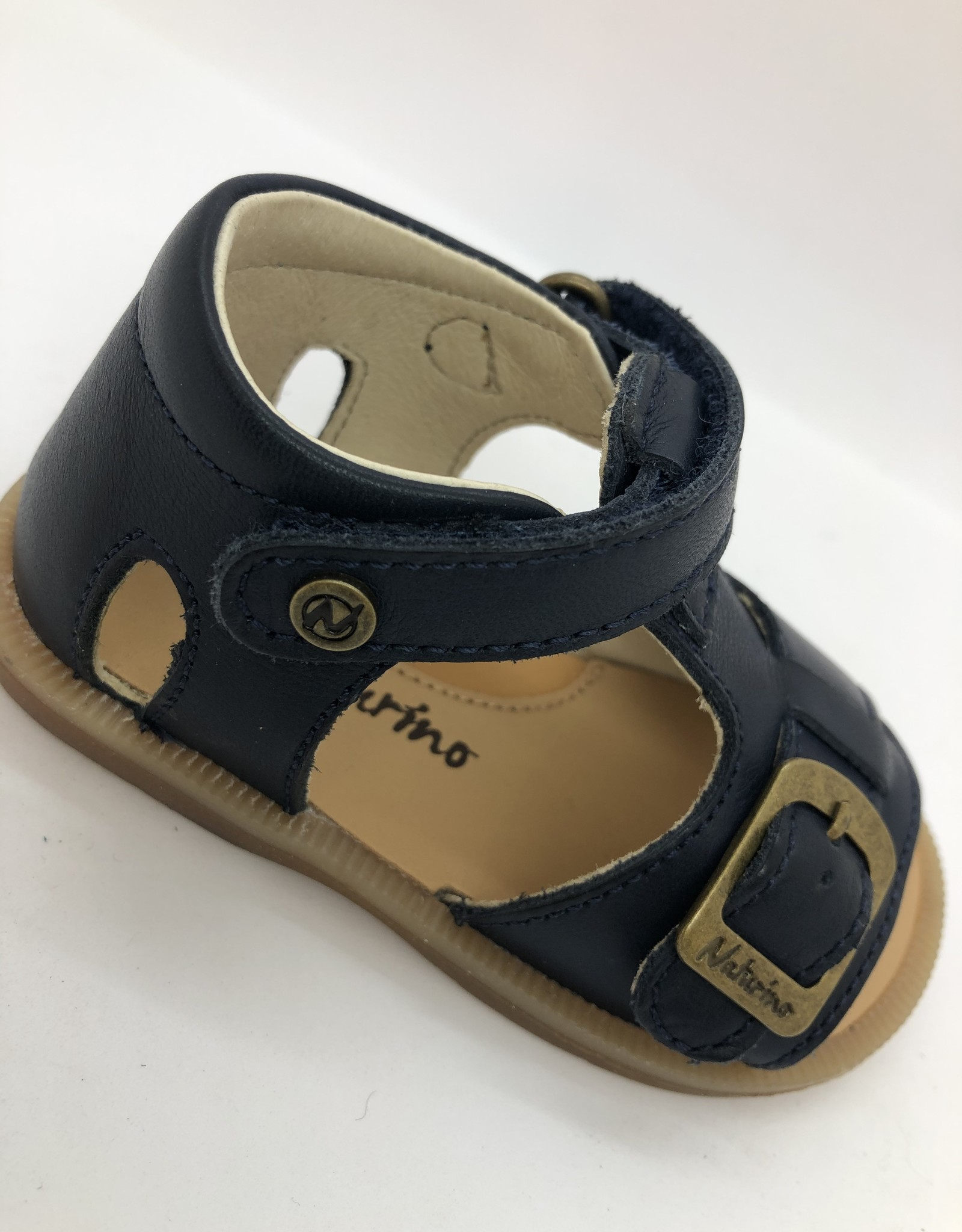Naturino quarzo sandaal navy