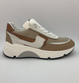 Rondinella 11713 sneaker bruin