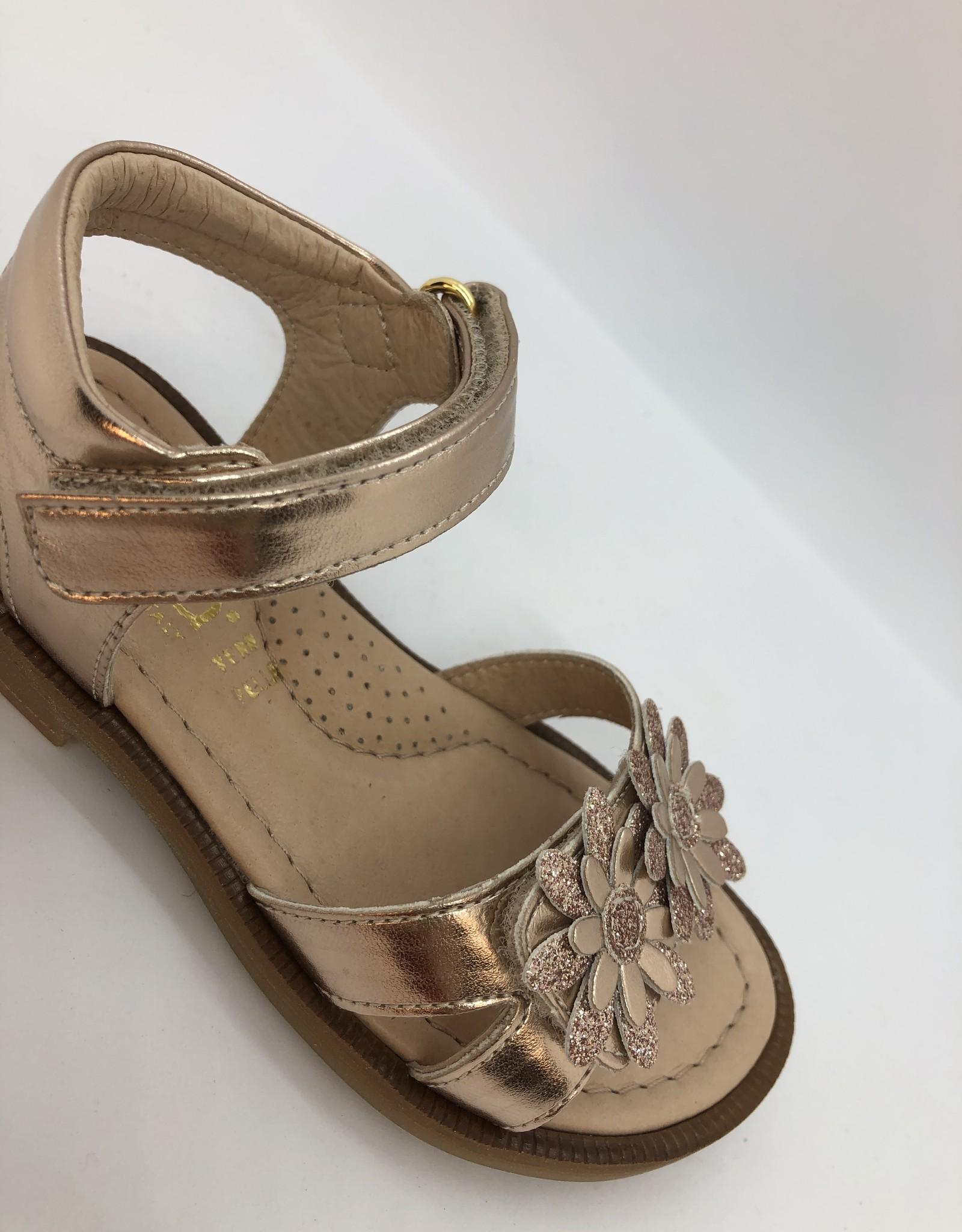 Lunella 20738 sandaal cipria bloem