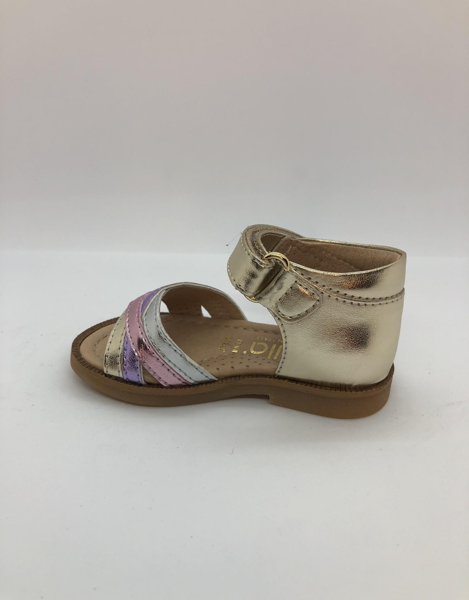 Lunella 21217 sandaal multi velcro