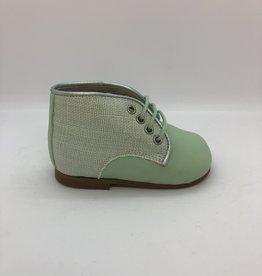 Eli 5613AA veterschoen pastel groen
