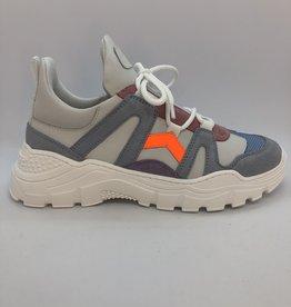 Gallucci J20168 sneaker wit/carne/lavanda