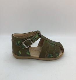 Lunella 21123 sandaal kaki dino