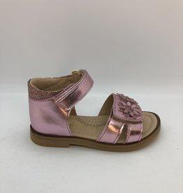 Lunella 20604 sandaal rosa velcro
